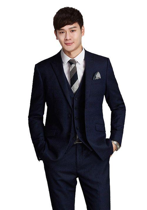 男士职业装的搭配禁忌娇兰服装有限公司