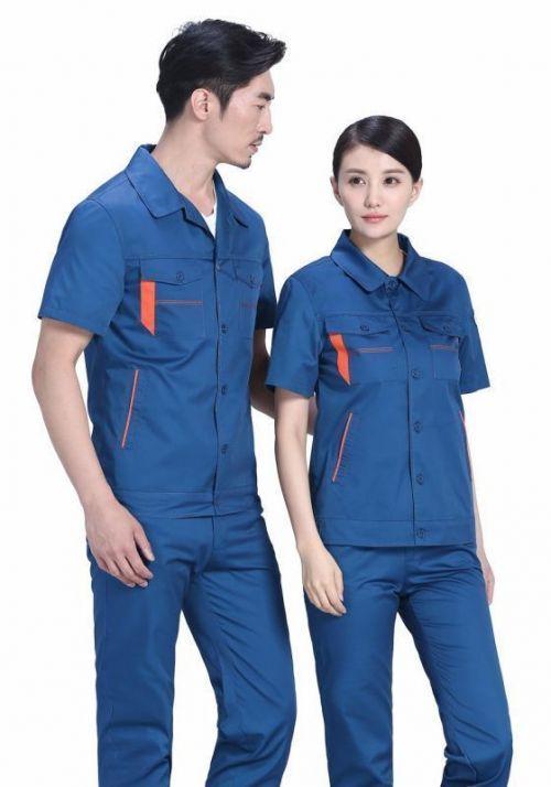 全棉工作服的特性